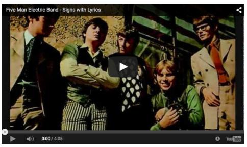 five man james wells video