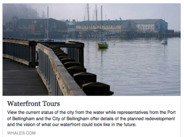 waterfront tours
