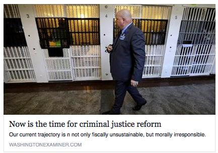 criminal justic reform