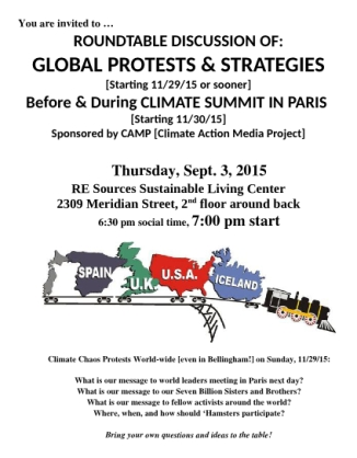global protests