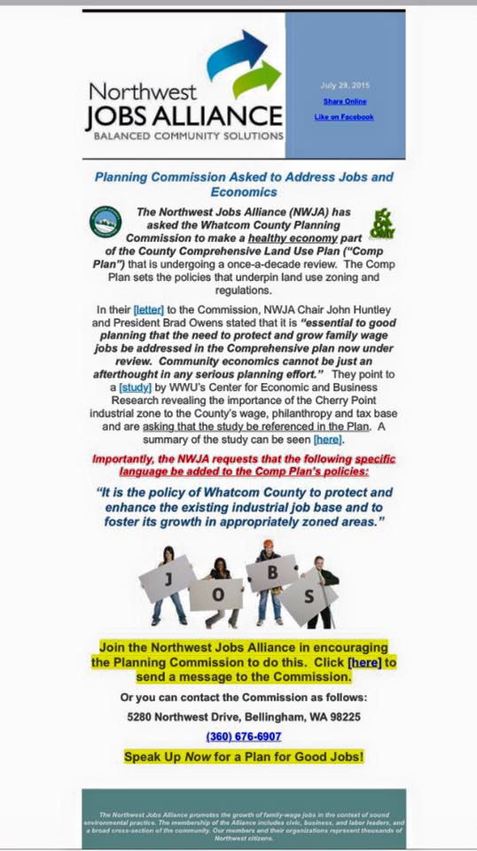 Northwest Jobs Planning Commission