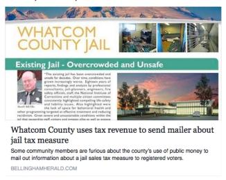 jail mailer herald