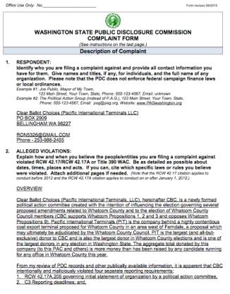 pdc complaint cbc
