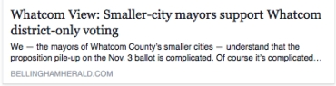 small city mayors