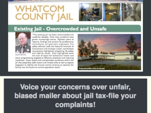 jail mailer complaints