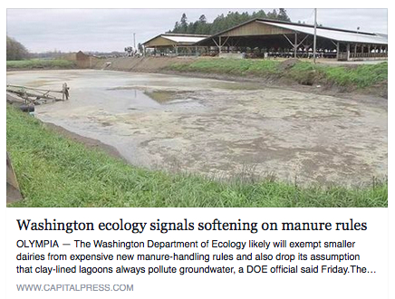 ecology manure