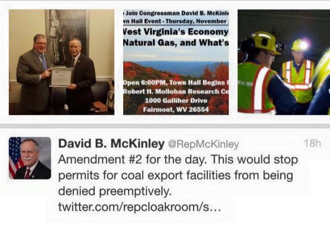 mckinley tweet