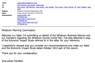 whatcom biz alliance letter jan 8
