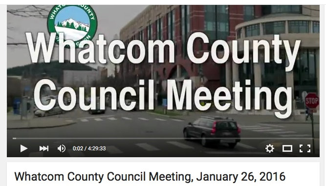comp plan public hearing