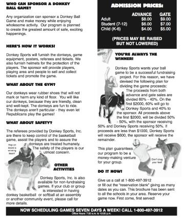 donkey inc brochure pull