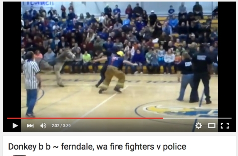 firefighters pull