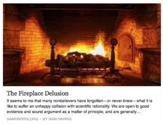 fireplace delusion
