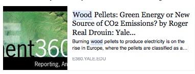 wood pellets 360