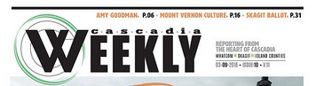 cascadia weekly cover