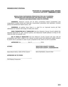 Jail resolution Brenner