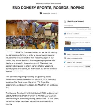 end donkey sports