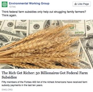 ewg subsidized farmers