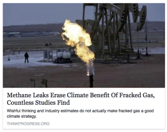 think progress methane