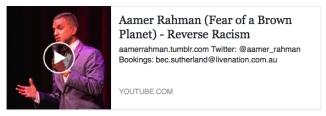 Aamer Rahman