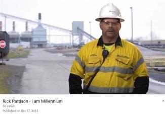 Rick Pattison millenium