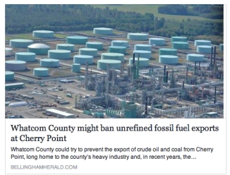 herald ban of fossil fuels