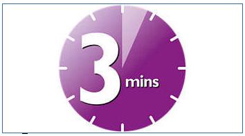 3 mins