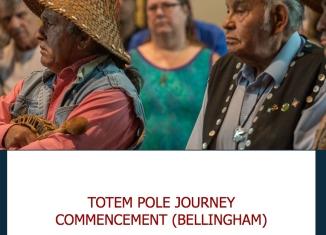 totem pole journey commencement