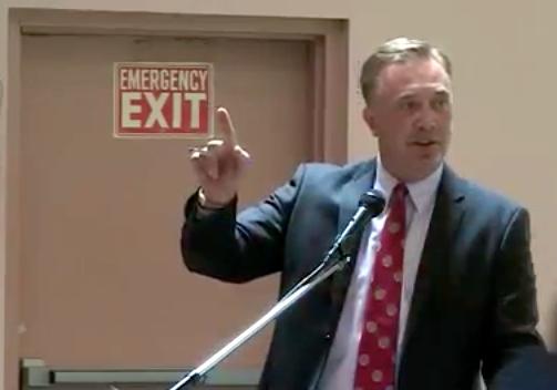 Ericksen Emergency exit