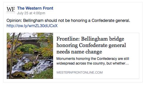 western front pickett bridge