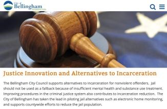 justice innovation to go with Irene Morgan LTE