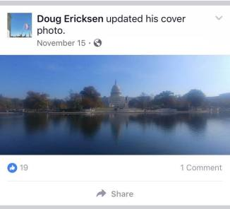 doug ericksen white house cover photo
