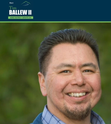 elect tim ballew ii