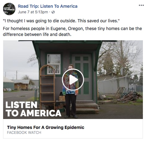 road trip tiny homes