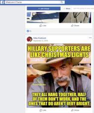 hillary supporters peetoom