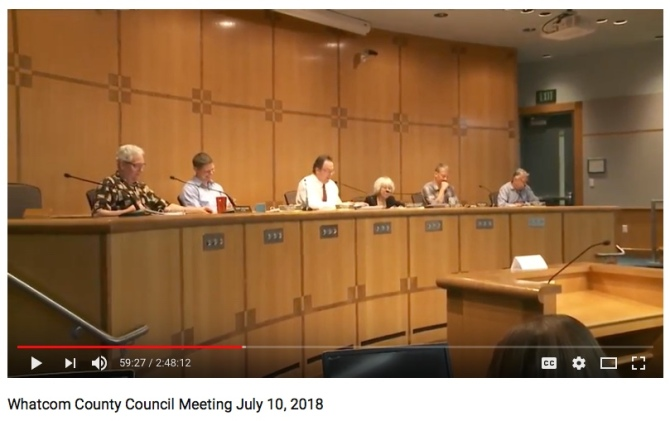 071018 County Council Meeting