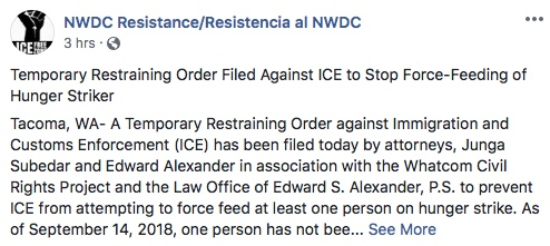 nwdc press release