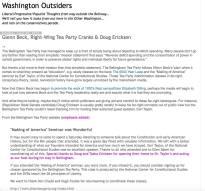 washington outsiders glenn beck