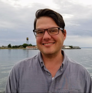 November 2019 Candidate for Port of Bellingham Commissioner Anthony Distefano from his campaign Facebook page